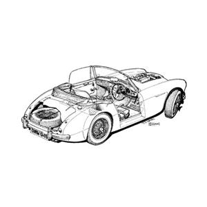 100 Pics Quiz Classic Cars Pack Level 5 Answer 1 of 5