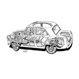 100 Pics Quiz Classic Cars Pack Level 10 Answer 1 of 5