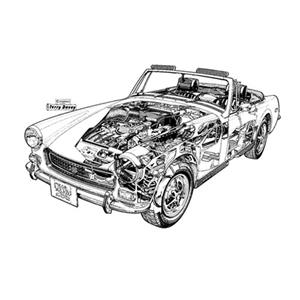 100 Pics Quiz Classic Cars Pack Level 7 Answer 1 of 5