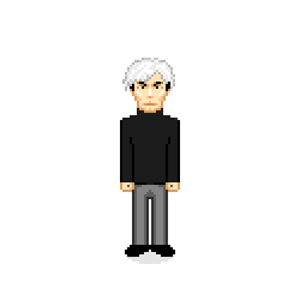 100 Pics Quiz Pixel People Pack Level 4 Answer 1 of 5