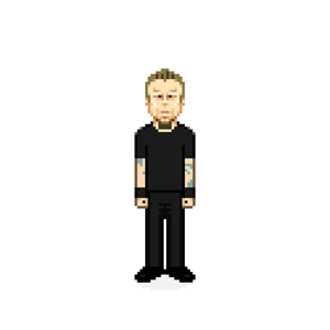 100 Pics Quiz Pixel People Pack Level 12 Answer 1 of 5
