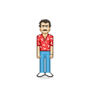 100 Pics Quiz Pixel People Pack Level 3 Answer 1 of 5