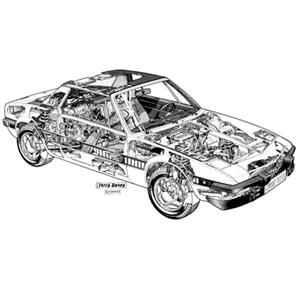 100 Pics Quiz Classic Cars Pack Level 12 Answer 1 of 5