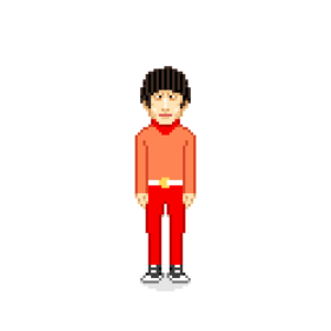 100 Pics Quiz Pixel People Pack Level 7 Answer 1 of 5