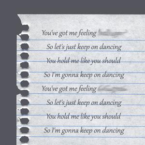 100 Pics Quiz Song Lyrics Pack Level 8 Answer 1 of 5