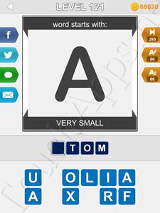 123 Pop Word Quiz Level 121 Cheat