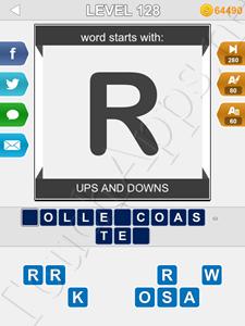 123 Pop Word Quiz Level 128 Cheat