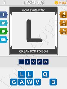 123 Pop Word Quiz Level 159 Cheat