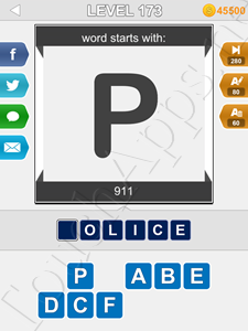123 Pop Word Quiz Level 173 Cheat