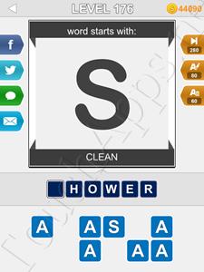 123 Pop Word Quiz Level 176 Cheat