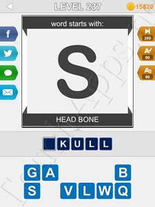 123 Pop Word Quiz Level 237 Cheat