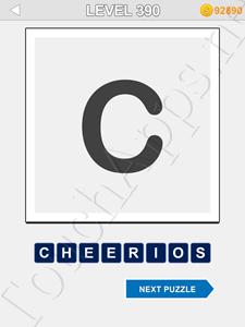 123 Pop Word Quiz Level 390 Cheat