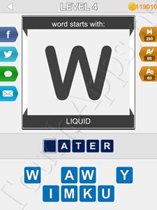 123 Pop Word Quiz Level 4 Cheat