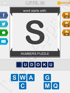 123 Pop Word Quiz Level 50 Cheat