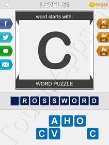 123 Pop Word Quiz Level 61 Cheat