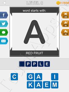 123 Pop Word Quiz Level 8 Cheat