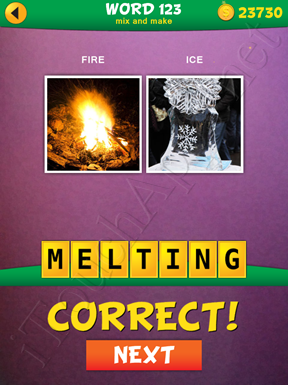 2 Pics 1 Word Mix And Make Pack Word 123 Solution
