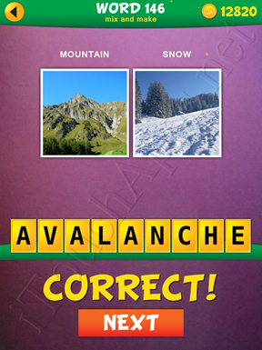 2 Pics 1 Word Mix And Make Pack Word 146 Solution