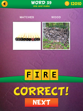 2 Pics 1 Word Mix And Make Pack Word 39 Solution