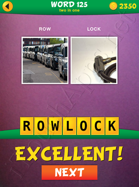 2 Pics 1 Word Two In One Pack Word 125 Solution