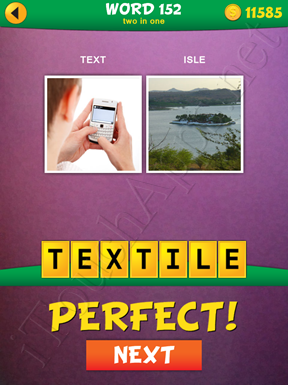 2 Pics 1 Word Two In One Pack Word 152 Solution