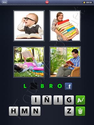 4 Fotos 1 Palabra Level 194 Respuesta