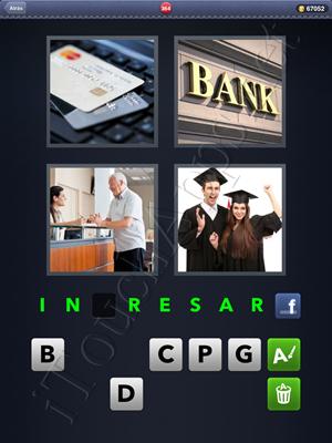 4 Fotos 1 Palabra Level 364 Respuesta