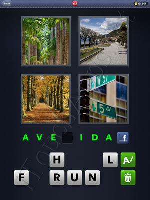 4 Fotos 1 Palabra Level 372 Respuesta