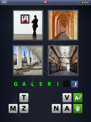 4 Fotos 1 Palabra Level 381 Respuesta