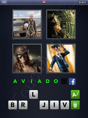 4 Fotos 1 Palabra Level 464 Respuesta