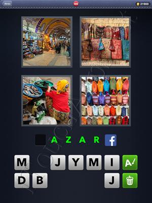 4 Fotos 1 Palabra Level 486 Respuesta