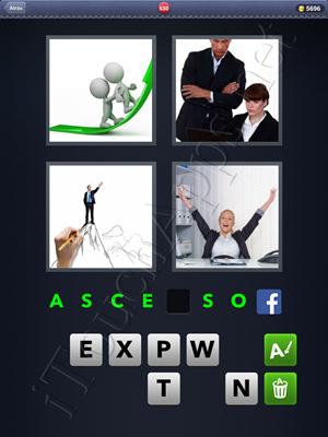 4 Fotos 1 Palabra Level 530 Respuesta