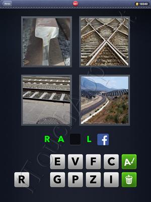 4 Fotos 1 Palabra Level 561 Respuesta