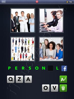 4 Fotos 1 Palabra Level 562 Respuesta