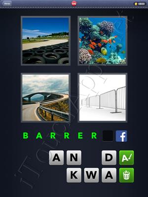 4 Fotos 1 Palabra Level 596 Respuesta