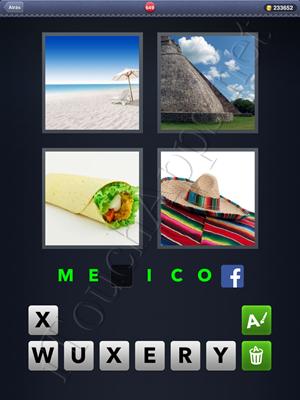 4 Fotos 1 Palabra Level 649 Respuesta