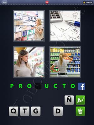 4 Fotos 1 Palabra Level 650 Respuesta