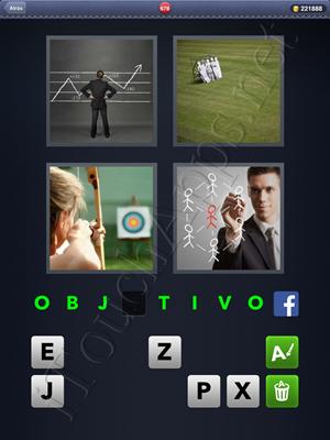 4 Fotos 1 Palabra Level 678 Respuesta