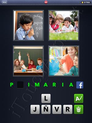 4 Fotos 1 Palabra Level 689 Respuesta