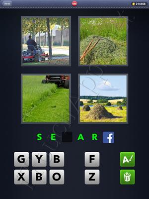 4 Fotos 1 Palabra Level 698 Respuesta