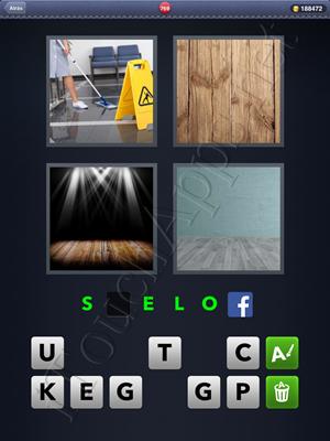 4 Fotos 1 Palabra Level 769 Respuesta