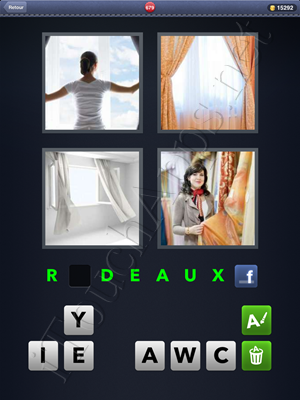 4 Images 1 Mot Level 679 Reponse