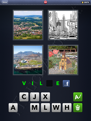 4 Images 1 Mot Level 940 Reponse