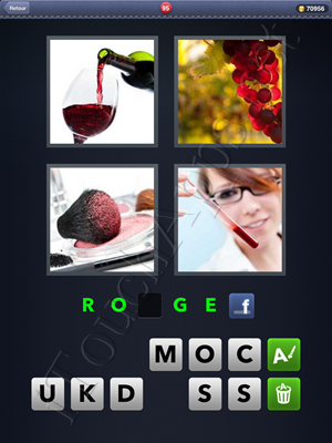 4 Images 1 Mot Level 95 Reponse