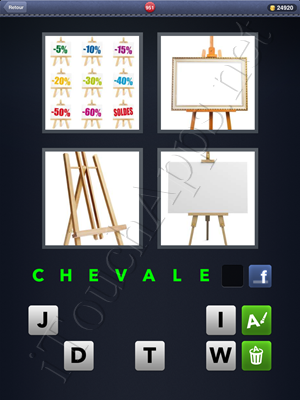 4 Images 1 Mot Level 951 Reponse