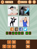 4 Pics 1 Song Level 102 Pic 12