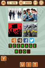 4 Pics 1 Song Level 43 Pic 6