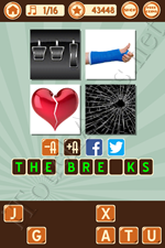 4 Pics 1 Song Level 54 Pic 1