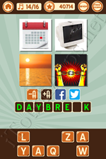 4 Pics 1 Song Level 54 Pic 14