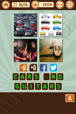 4 Pics 1 Song Level 57 Pic 16